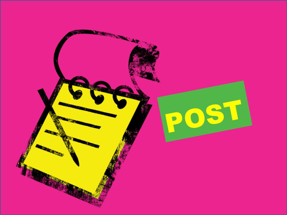 Definición de Post