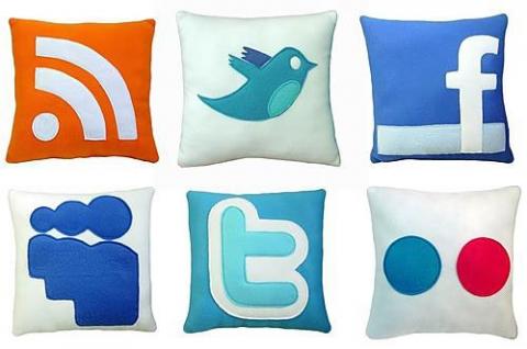 Las 5 redes sociales más importantes