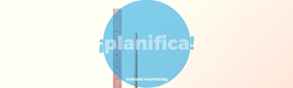Plan de marketing Método