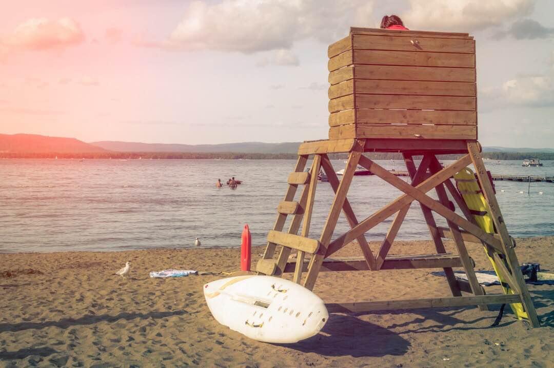 Empresarios de vacaciones