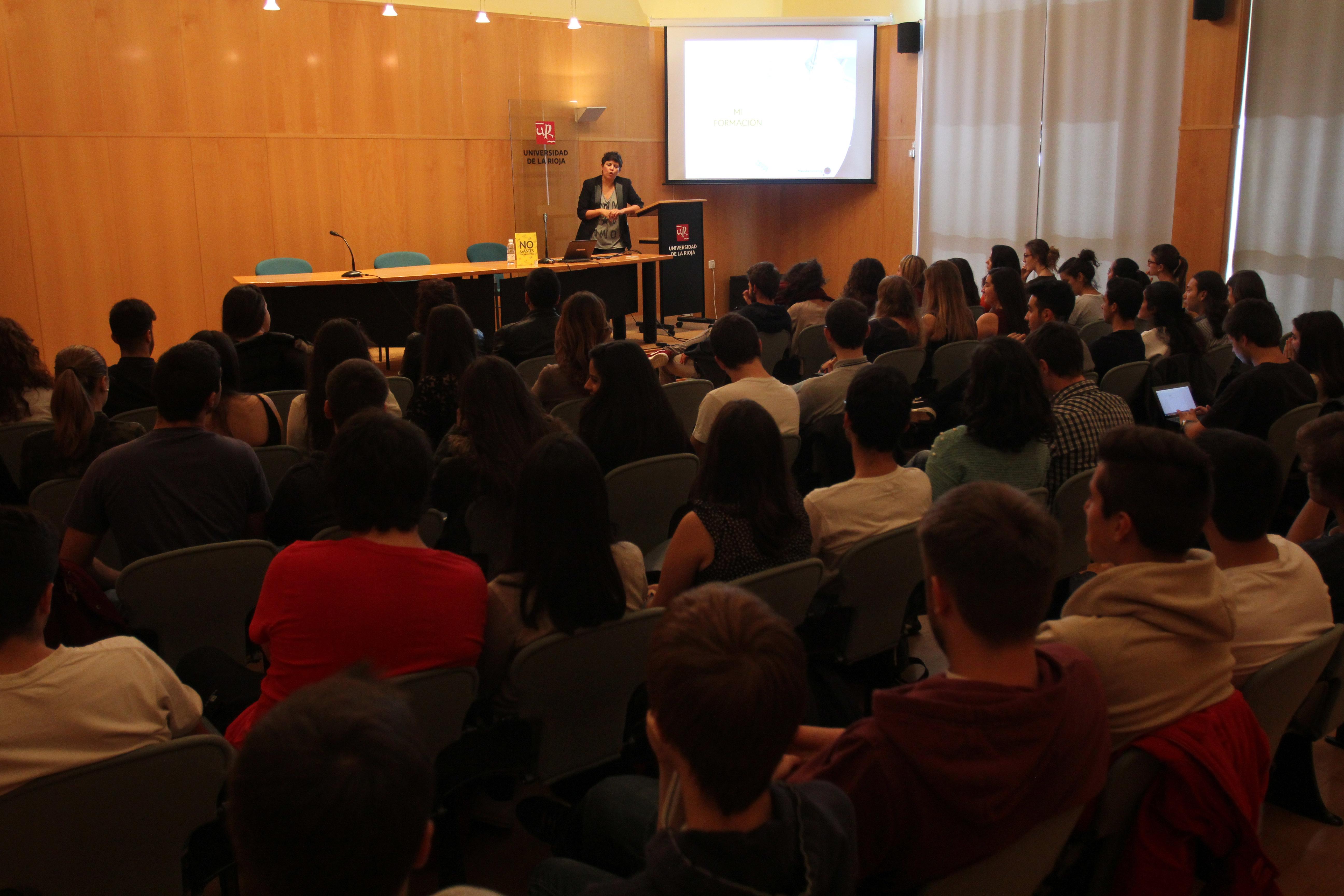 Presentación Libro NO gastes en marketing Universidad