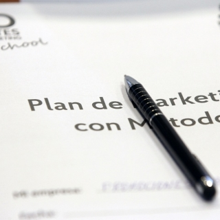 Plan de Marketing con Método