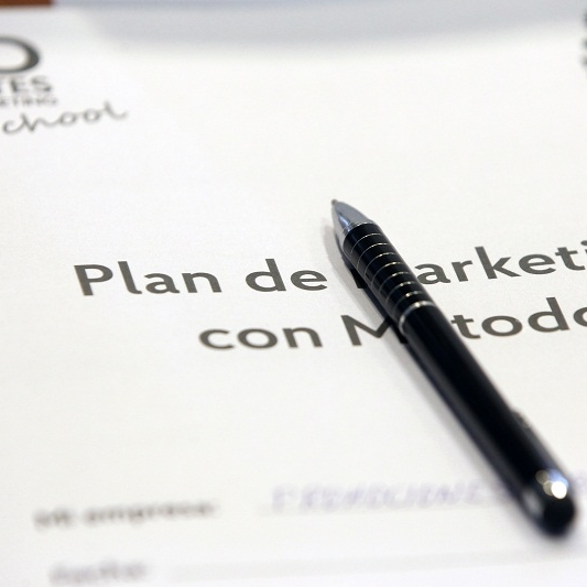 Plan de Marketing con Método
