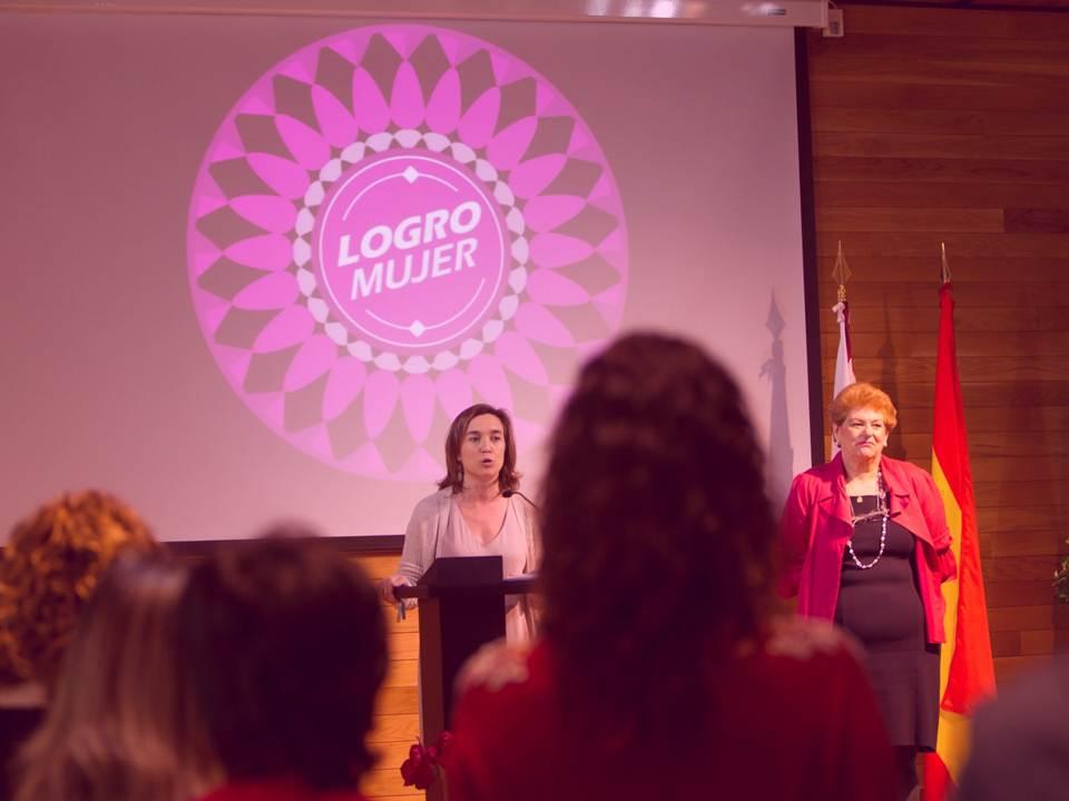 Alcaldesa de Logroño Día de la mujer 2015