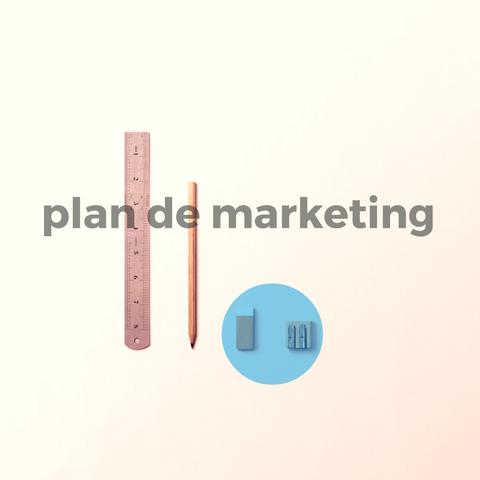 Plan de marketing con metodo