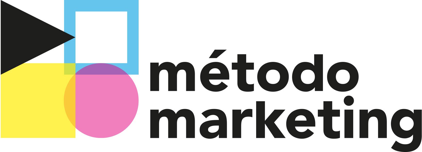 Logo método marketing