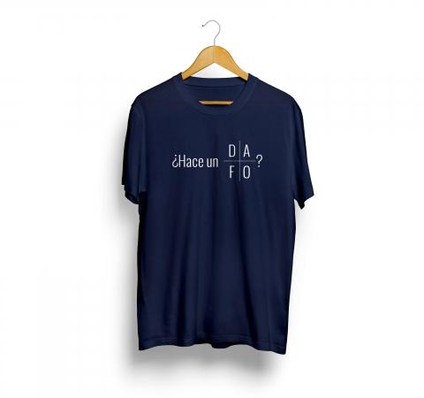 Camiseta hace un dafo