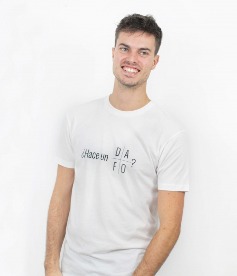"Camiseta ""Hace un DAFO"""