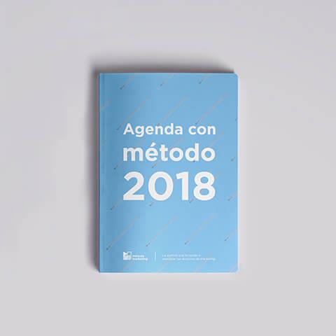 Agenda con Metodo 2018