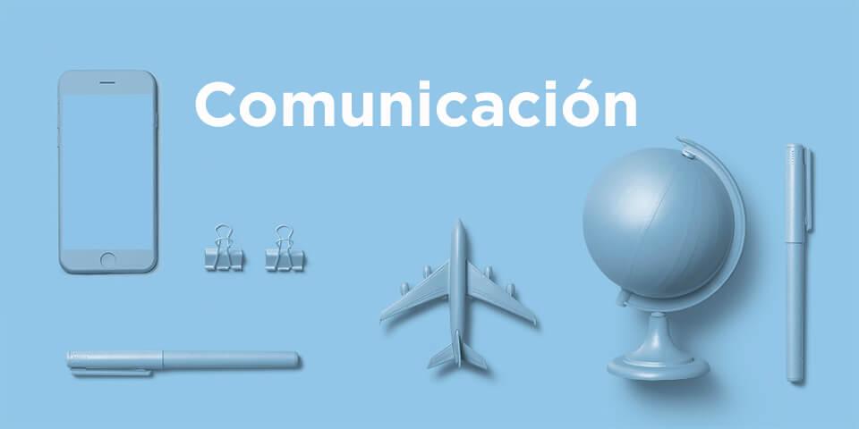 Comunicación con Método marketing