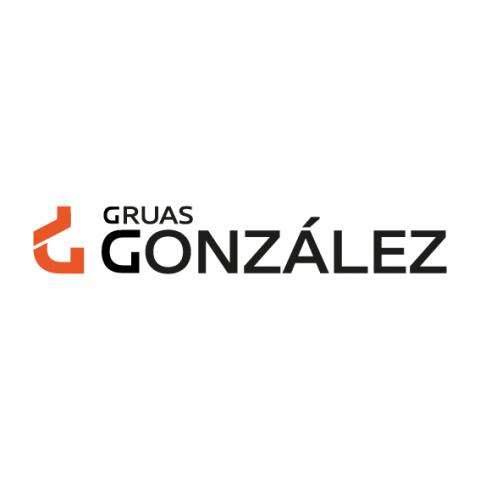 Grúas Gónzález · Branding
