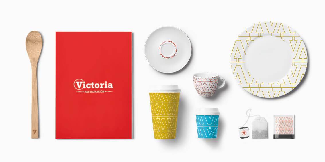 Diseño menus con Método